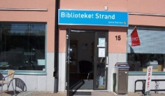 Strands bibliotek