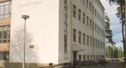 Oulunsuu kirjasto