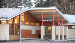 Kuhmalahden kirjasto