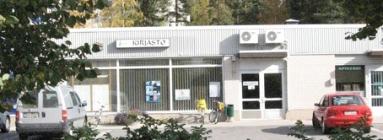 Sääksjärven kirjasto