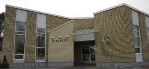 Kaustisen kunnankirjasto