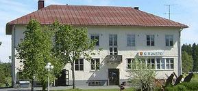 Kyrön kirjasto