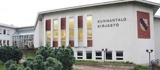 Rantasalmen kunnankirjasto