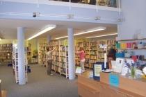 Stadtbibliothek Neukölln - Stadtteilbibliothek im Gemeinschaftshaus