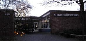 Stadtbibliothek Reinickendorf - Stadtteilbibliothek Reinickendorf West