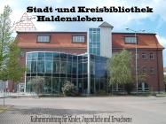 Stadt- und Kreisbibliothek Haldensleben