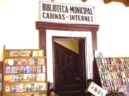 Biblioteca Pública de Huancavelica