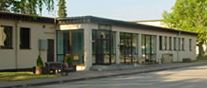 Ramstein AB, GE Library