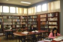 Biblioteca de la Universidad Católica Santo Toribio de Mogrovejo