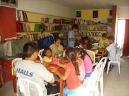 Biblioteca Obraje