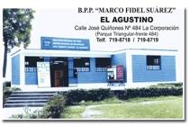 Biblioteca Pública Periférica Marco F Suarez