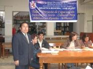 Biblioteca Pública José Gálvez de Cajamarca
