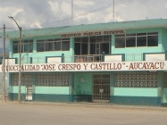 Biblioteca Pública de Aucayacu