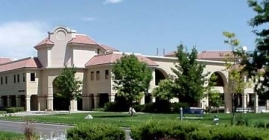 Pueblo Campus  Academic Building