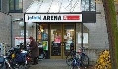 Antwerpen Public Library - Arena