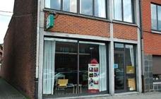 Antwerpen Public Library - Maantje