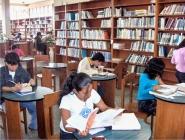 Biblioteca Central y La Oficina Central de Información y Documentación de la UN del Santa