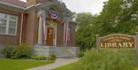 Cordelia A. Greene Library