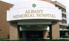 Albany Memorial Hospital Library