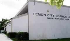 Lemon City Branch Library