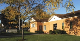 Comstock Park Branch Library
