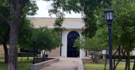 George T. and Gladys H. Abell Library Center