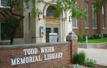 Todd Wehr Memorial Library