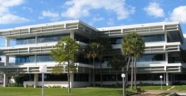 USF Nelson Poynter Library