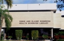 Hinks and Elaine Shimberg Health Sciences Library