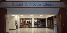 Donald C. Proctor Library