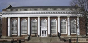University of Virginia Alderman Library