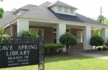 Cave Spring Library