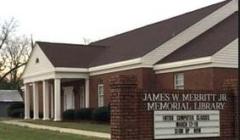 James W. Merritt Memorial Library