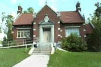 Crosby Public Library