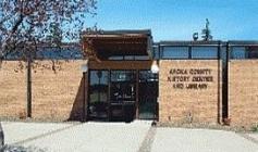 Anoka County History Center Library