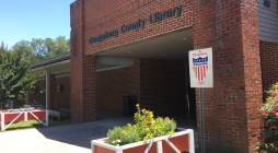Orangeburg County Library