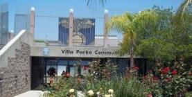 Villa Parke Community Center Library