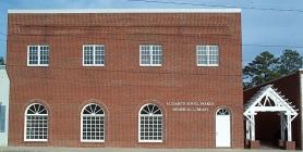 Elizabeth Sewell Parker Memorial Library