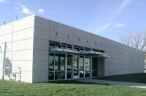 Iowa State University Library Storage Building