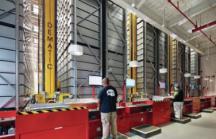 North Carolina State University Satellite Shelving Facility