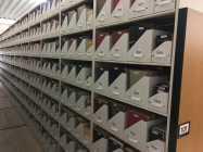 Michigan State University Libraries Remote Storage Facility
