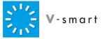 V-smart logo